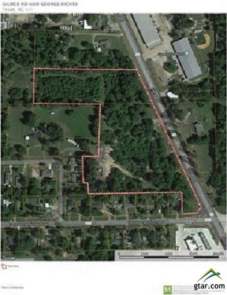 TBD  CORNER GEORGE RICKEY & GILMER RD Longview TX 75605 Gregg